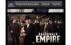 HBO GO, Boardwalk Empire