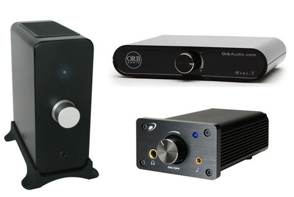 review  three amps for building your own desktop audio