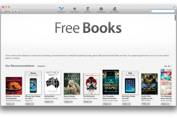 Where to download free books for ibooks