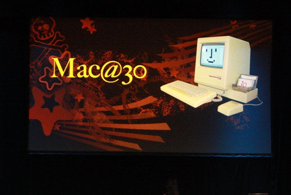 mac 30th event banner