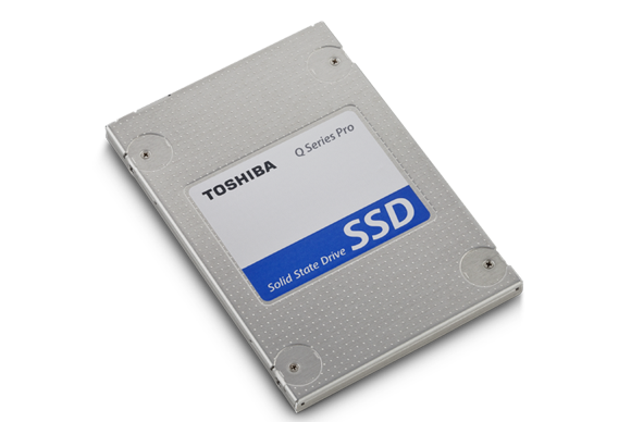 The Toshiba Q Series Pro SSD