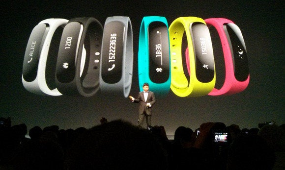huawei talkband stage