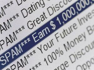 Spam: Earn $1,000,000