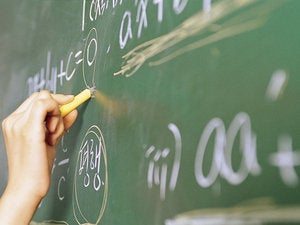 equations on chalkboard 87173350
