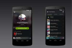 spotify android
