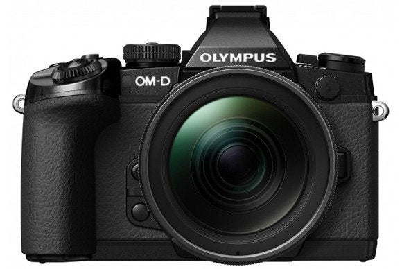 olympus om d e m1 front