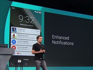 android l enhanced notifications