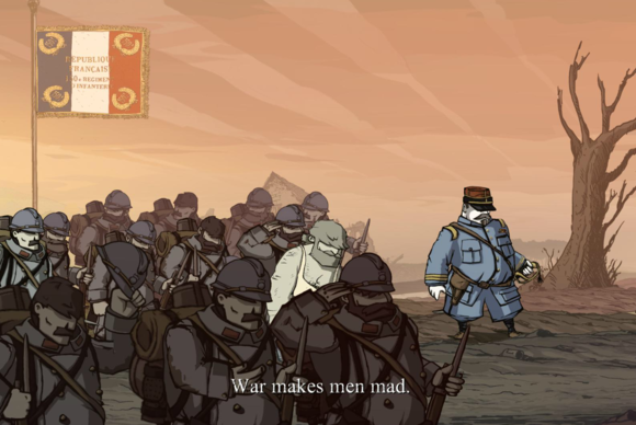 Valiant Hearts Primary