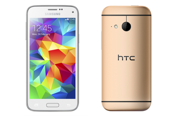 galaxy s5 mini vs htc one mini 2