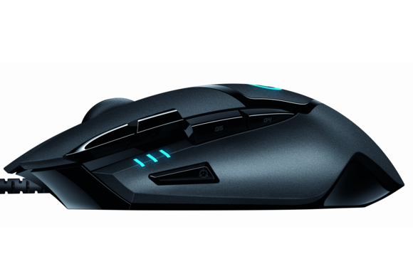the G402 Hyperion Fury, the 'world's fastest gaming mouse' | PCWorld