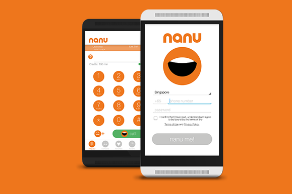 nanu calling app 100367618 large HOW MAKE FREE CALL TO ALL NETWORKS IN NIGERIA USING NANU APPS.....