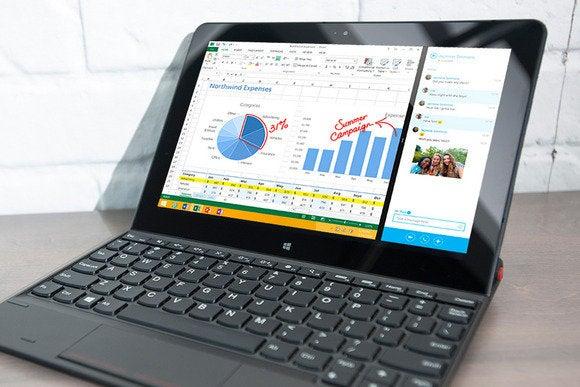 Productivity tablets