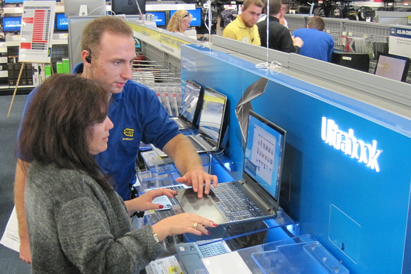 best buy ultrabook sale