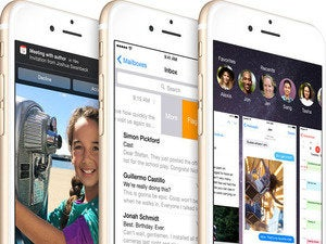 Apple iOS 8 on the iPhone