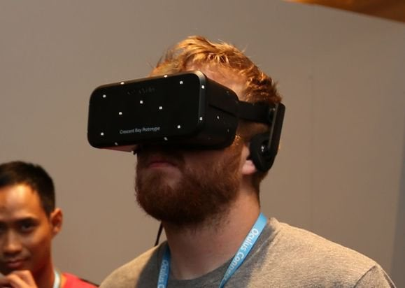 Oculus Rift 'Crescent Bay' prototype hands-on: A VR alien waved at me and I waved back