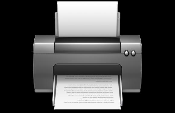 printer preference icon