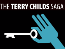 Terry Childs Saga logo