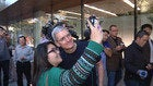 tim cook selfie iphone 6 launch