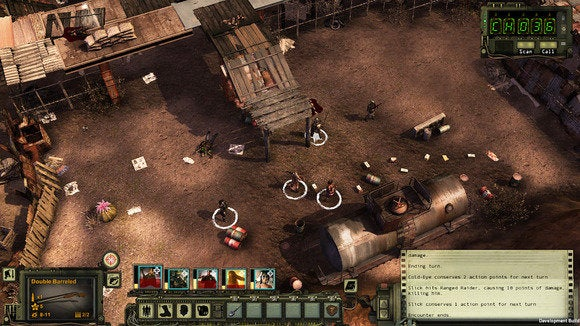 wasteland 2 action