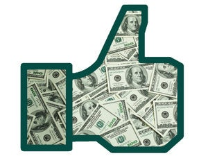 facebook ad dollars