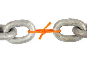 The weakest link in digital transformation