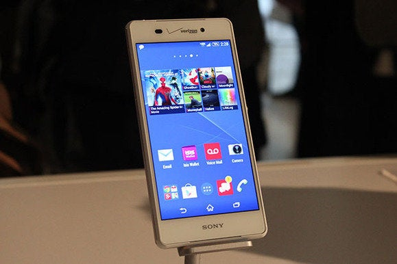 Sony's PS4 game streaming Xperia Z3v lands on Verizon Oct. 23 for $199 on contract