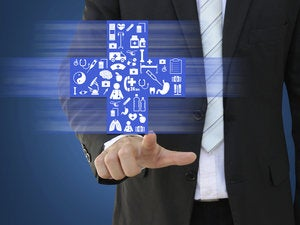 healthcare it business thinkstock