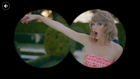 taylor swift easter egg binoculars