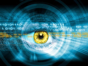 Could iris recognition be coming to the enterprise?