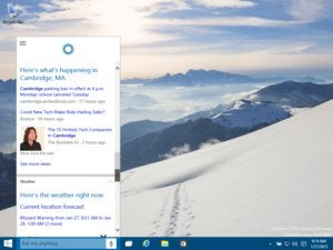 Siri and Cortana on the desktop: Features or bugs to be squashed?