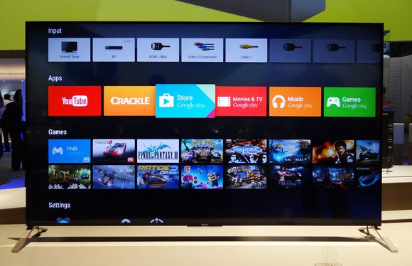 CES 2015: The year TVs got way too complicated