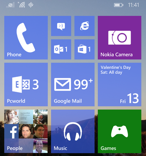 Microsoft Windows 10 for phones crop