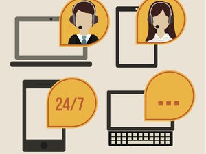 24 7customersupport thinkstock