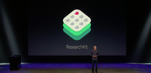 apple event researchkit