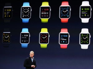 Apple watch availability
