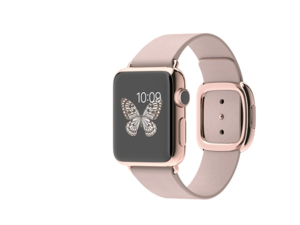 apple watch edition rose