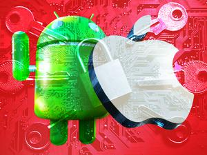 android apple ios