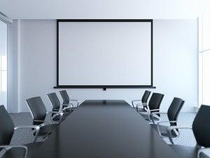 presentation boardroom