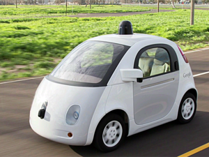 driverless car next prototype