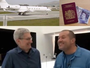 how sir jony ive could use ios 8 to remember his passport