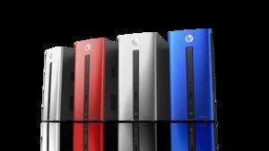 hp pavilion desktops 4 new colors