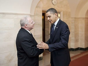 howard schmidt and barack obama