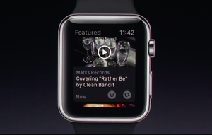 vine on apple watch