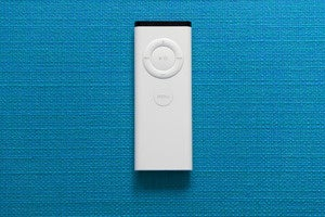 apple remote control primary
