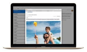 el capitan apple mail tabbed compose macbook