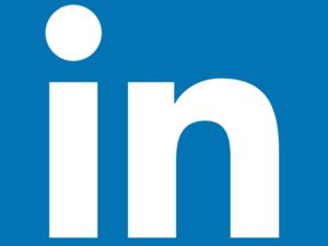 linkedin logo initials