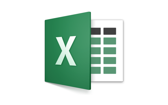 excel 2016 mac icon