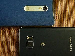 Galaxy Note 5 vs Moto X Pure Edition Camera Comparison
