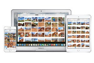 icloud photo library hardware