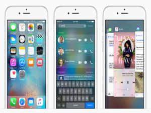 ios 9 iphone 6s intro slide